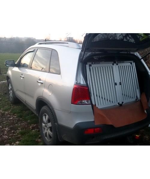 KIA SORENTO EXKLUSIV  transport box for dogs